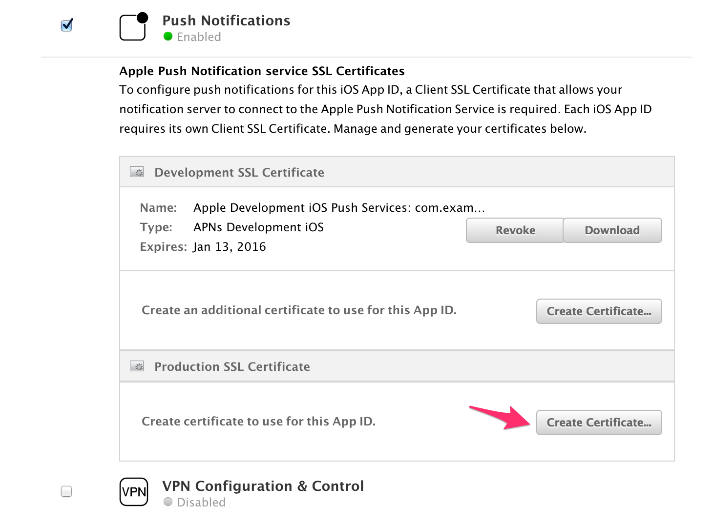 0 requirements tq1 ios sdk the only difference is that you should create an apple push notification service ssl production certificate instead of a sandbox one 1betcityfo Gallery